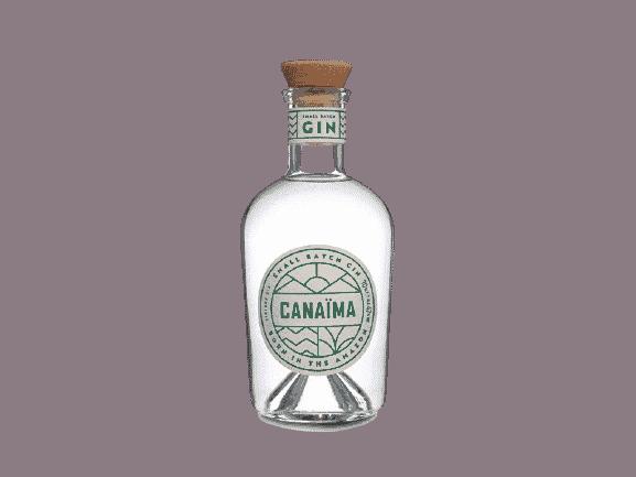 Canaima Gin Born in the Amazon