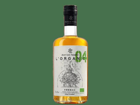 Cognac Jean Luc Organic 4yr