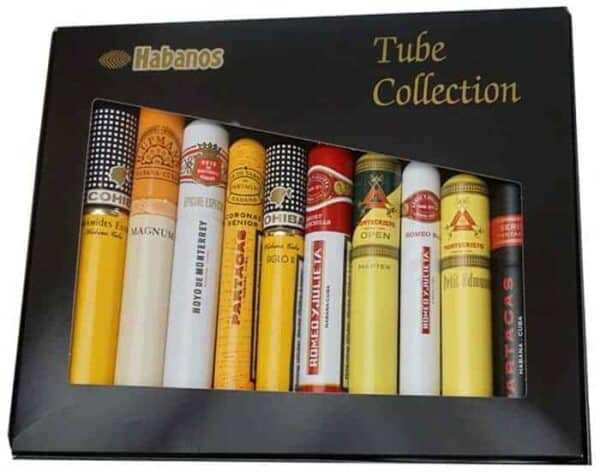 Habanos tube collection