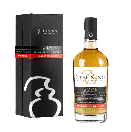 Stauning whisky KAOS 2020