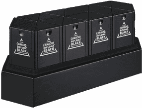 camacho diploma black kasse