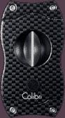 colibri cigarcutter v cut black carbon print