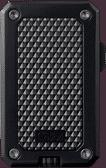 colibri laser lighter rally black matte