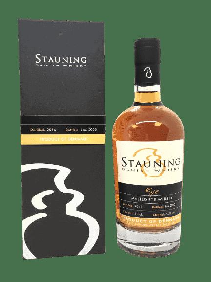 stauning rye malt whisky