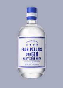 Four Pillars Navy Strength