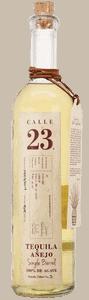 calle 23 single barrel tequila