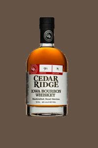 cedar ridge bourbon